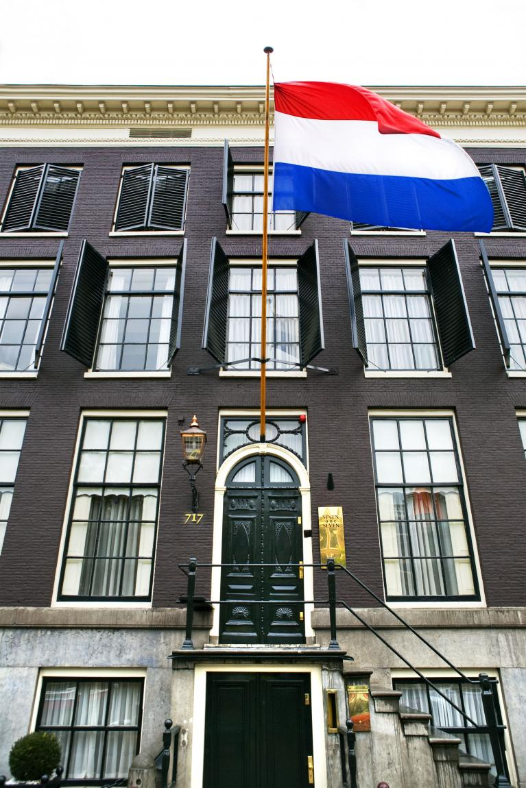 Bijbaan Hotel Amsterdam
